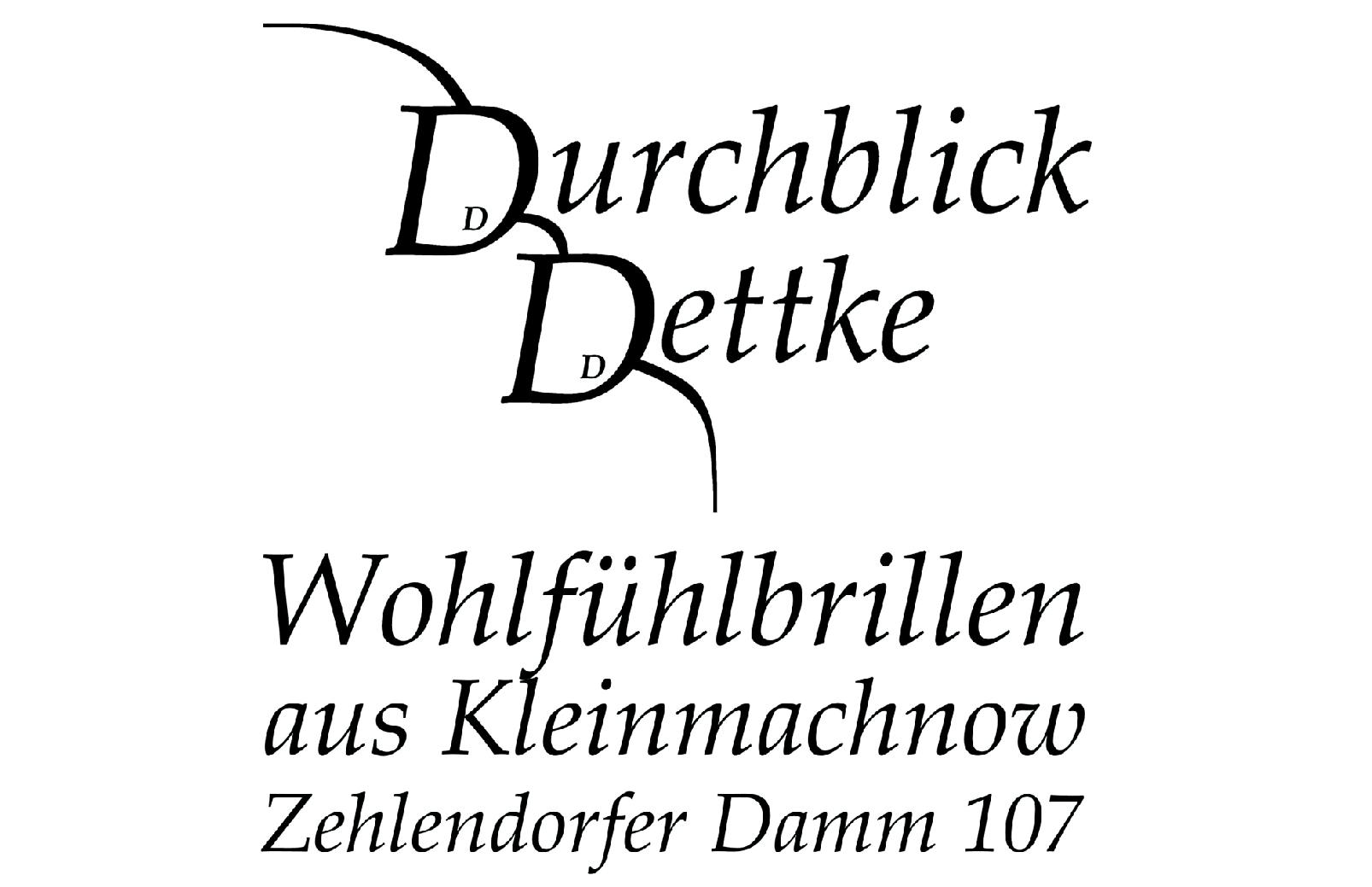 Durchblick Dettke